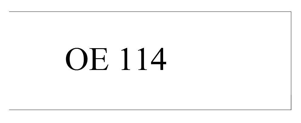 OE 114